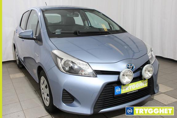 Toyota Yaris 1,5 Hybrid Active med navi
