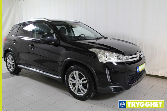 Citroen C4 Aircross HDi 115 Nordic Edition High 4WD