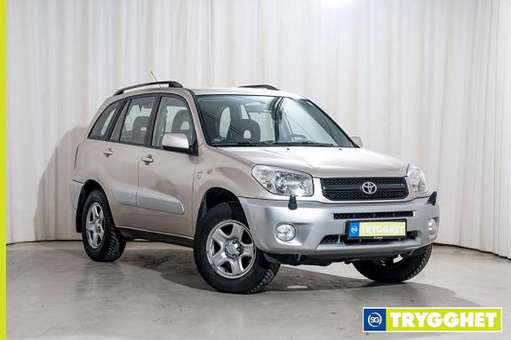 Toyota RAV4 2,0 4wd 5-dørs