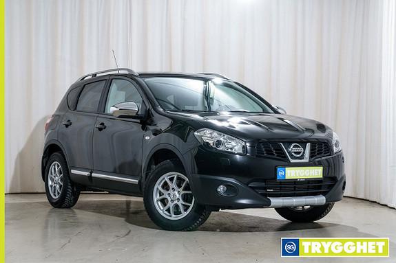 Nissan Qashqai 1,5 dCI Acenta Glasstak Meget velholdt, lav km.stand!