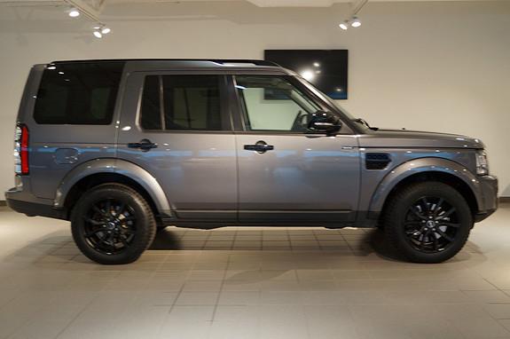 Land Rover Discovery HSE SDV6 Black Design
