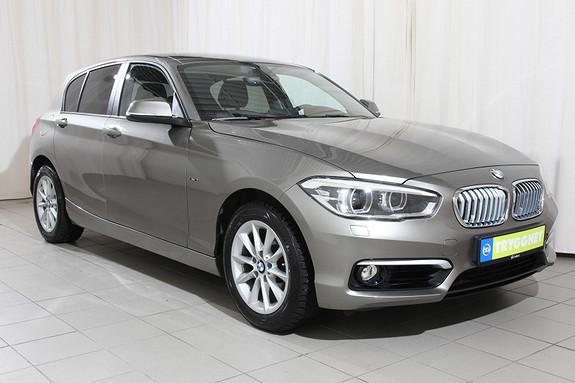 BMW 1-serie 118d 136hk aut Urbane line, dab+,automat
