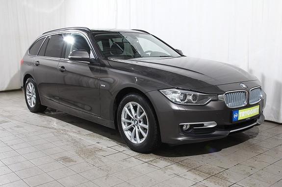 BMW 3-serie 316i Touring aut El.hf-S.seter-fj.lysaut-Oppvratt-DAB+