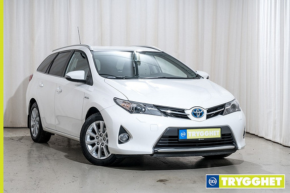 Toyota Auris Touring Sports 1,8 Hybrid Active+ Ny på Lillehammer, me