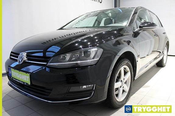 Volkswagen Golf 1,4 TSI 140hk Highline adaptive bi-xenon, navi, cruise,