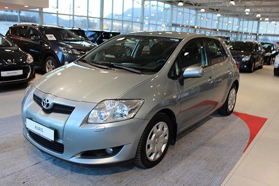 Toyota Auris 1.4 D-4D Sol  2009, 103694 km, kr 85000,-