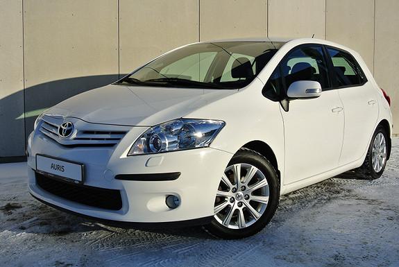 Toyota Auris 1,6 Valvematic Advance MultiMode Tectylert - H.feste  2011, 93103 km, kr 149900,-
