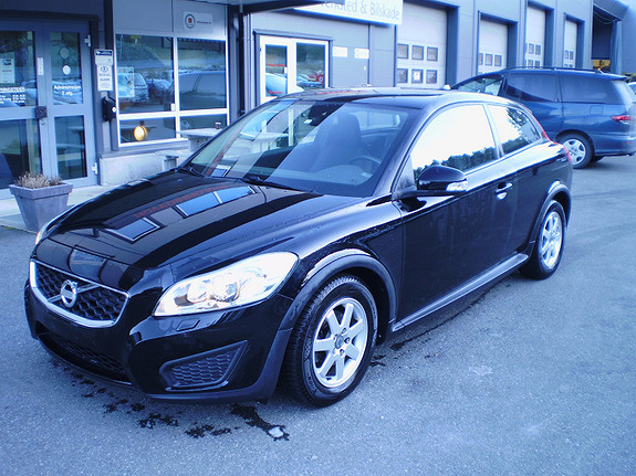 Volvo C30 Kinetic eco drive  2011, 85 700 km, kr 132 660,-