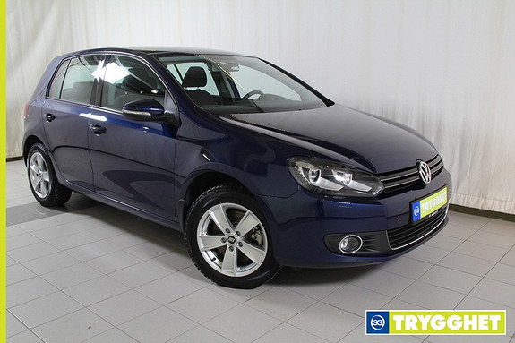 Volkswagen Golf 2,0 TDI 140hk Highline 4Motion