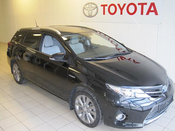 Toyota Auris TS 1,8 Hybrid Executive  2014, 33921 km, kr 258000,-