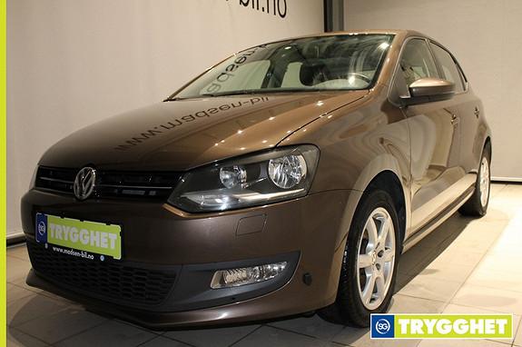 Volkswagen Polo 1,6 90hk TDI DSG Comfortline Cruisekontroll, Multiratt,