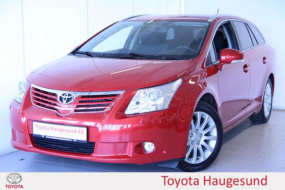 Toyota Avensis 1,8 147hk NaviTech Pluss M-drive S Kamera, tectylert -  2011, 69773 km, kr 199000,-