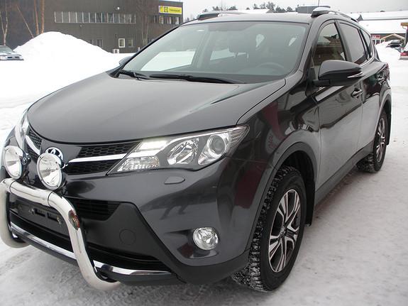 Toyota RAV4 2,2 D-CAT 4WD Active aut  2013, 100550 km, kr 369000,-
