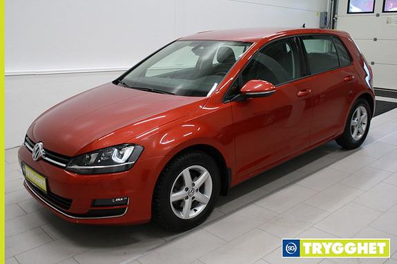 Volkswagen Golf 1,2 TSI 110hk Highline Bi-xenon,webasto,DAB+,tlf,parkse