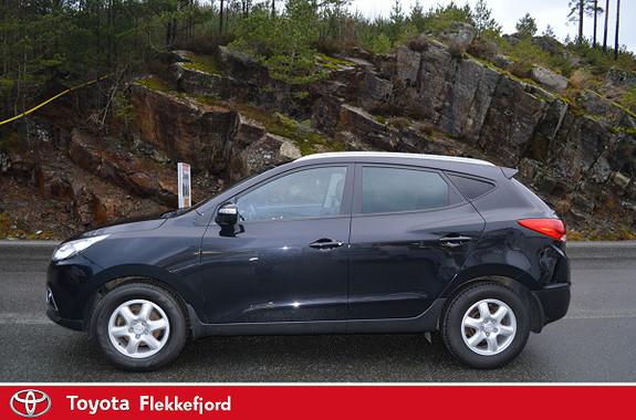 Hyundai ix35 2,0 CRDi Comfort 4WD  2011, 99399 km, kr 199000,-