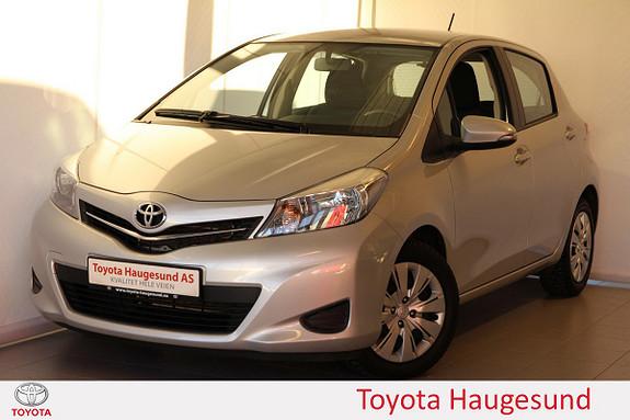 Toyota Yaris 1,33 Active Navi, Bluetooth, kamera, tectylert -  2013, 50688 km, kr 155000,-