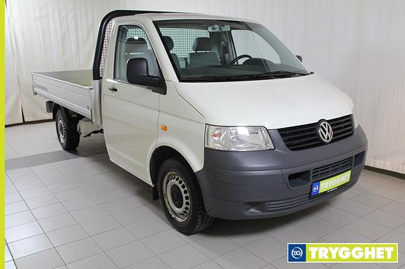 Volkswagen Transporter 2,5 TDI 130hk 4M lang pickup