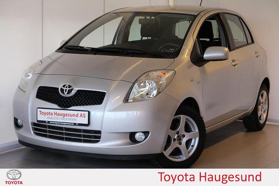 Toyota Yaris 1,4 D-4D Sol MF-ratt, aircondition, 8xalu  2008, 90497 km, kr 89000,-