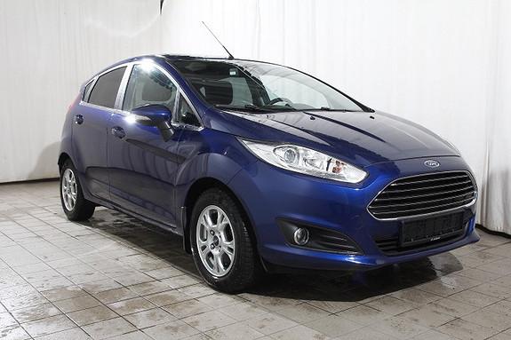 Ford Fiesta 1,0T 100hk Titanium