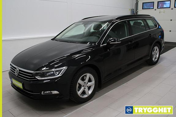 Volkswagen Passat 1,6 TDI 120hk Comfortline DSG ,Cruise,DAB+,tlf,LED,weba