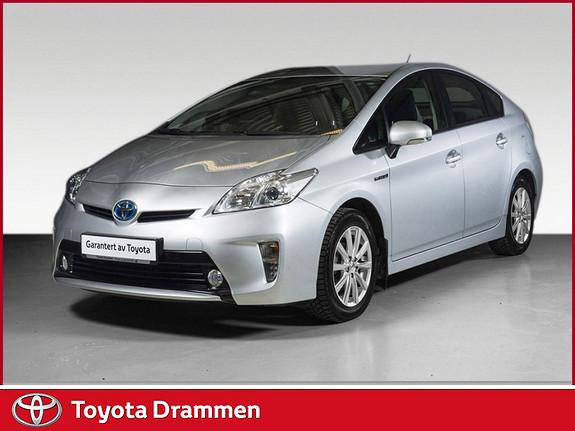 Toyota Prius 1,8 VVT-i Hybrid Comfort  2014, 16750 km, kr 209000,-