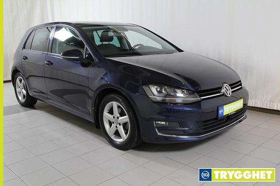 Volkswagen Golf 1,4 TSI 140hk Highline DSG Webasto/Dynaudio/Krok