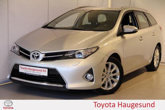 Toyota Auris Touring Sports 1,6 Mdrive Active+ Navi, kamera, DAB+ BT  2013, 24064 km, kr 209000,-