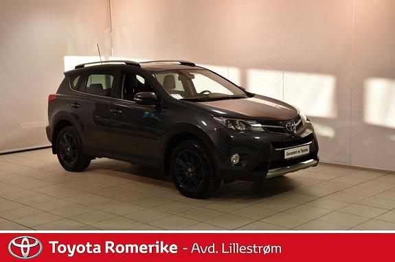 Toyota RAV4 2,0 4WD Multidrive S Executive  2013, 64415 km, kr 345000,-