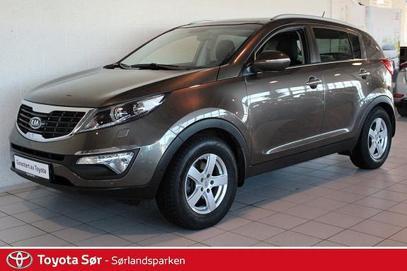 Kia Sportage 1,6 GDI ISG Exclusive 2WD INNBYTTEGARANTI KR. 20.000,-  2012, 70000 km, kr 199000,-