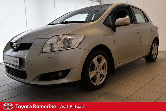 Toyota Auris 1,6 Sol Multimode Finans! Innbytte! Garanti!  2009, 115471 km, kr 99000,-