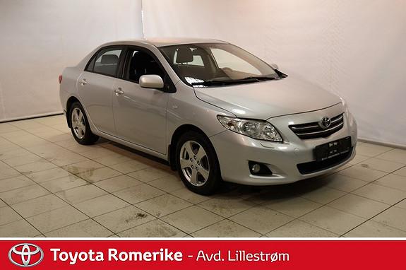 Toyota Corolla 1,6 Executive  2009, 144159 km, kr 110000,-