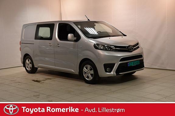 Toyota Proace 1,6 D 115 Comfort L1H1  2016, 5632 km, kr 279000,-