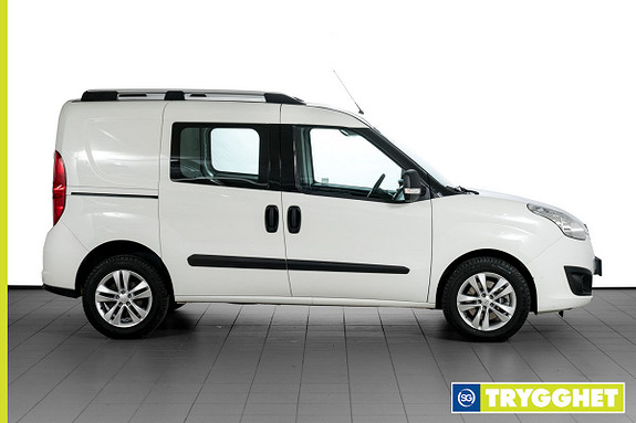 Opel Combo L1H1 1,3 CDTI 90hk Mester 2X SKYVEDØR-TAKRAILS-SKINNRAT