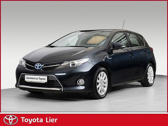 Toyota Auris 1,8 Hybrid E-CVT Active  2014, 36800 km, kr 210000,-