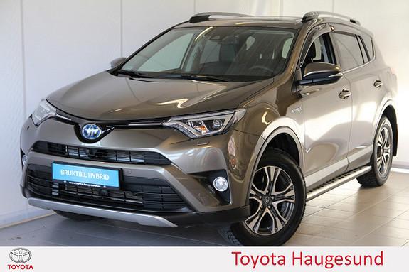 Toyota RAV4 Hybrid 4WD Executive Skinn, luke, Navi, kamera, Tectyl  2016, 5513 km, kr 499000,-