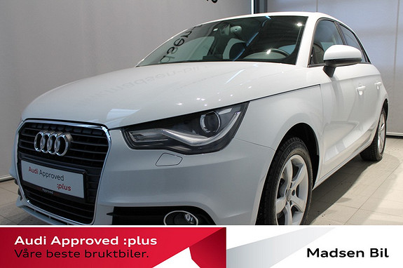 Audi A1 Sportback 1,2 TFSI Ambition XENON, NAVIGASJON, BLUETOOT