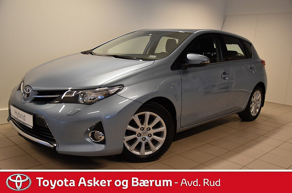 Toyota Auris 1,8 Hybrid E-CVT Active  2014, 43000 km, kr 209000,-