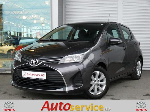 Toyota Yaris 1,33 Active  2014, 39000 km, kr 164000,-