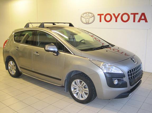Peugeot 3008 1,6  2010, 191328 km, kr 68000,-