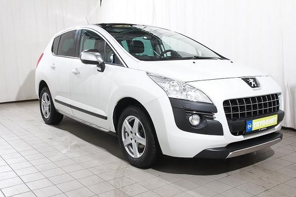 Peugeot 3008 1,6 Premium Pack HDi 112hk HUD - Cruisekontroll - Panorama - Skinn - PDC