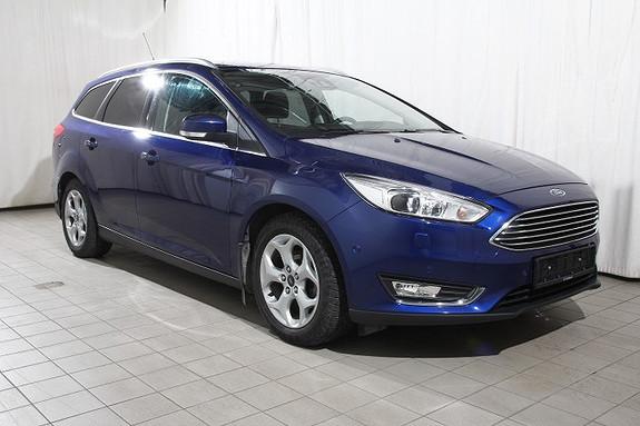 Ford Focus 1,0 EcoBoost 125hk Titanium X