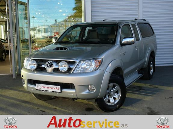 Toyota HiLux D-4D 120hk X-Cab 4wd SR5  2008, 96000 km, kr 219000,-