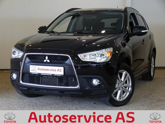 Mitsubishi ASX Intense 1.8-116 ClearTec  2012, 95000 km, kr 219000,-