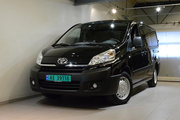 Toyota Proace 2,0 128 HK lang utgave  2013, 48500 km, kr 168000,-