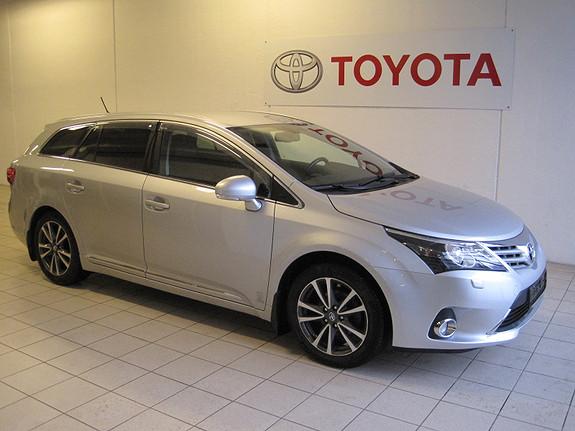 Toyota Avensis 2.0 D-4D Executive  2012, 101981 km, kr 216000,-