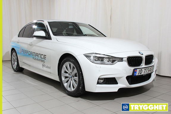 BMW 3-serie 330e aut