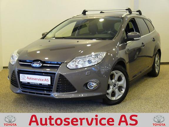Ford Focus 1,6 TDCi 115hk Titanium  2011, 81000 km, kr 159000,-