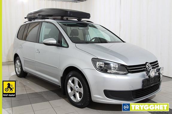 Volkswagen Touran 1,6 105 TDI BMT DSG Comfortline 7-s. panoramatak.dab+.h