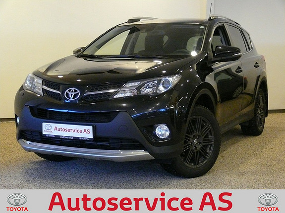 Toyota RAV4 2,2 D-4D 4WD Exective  2013, 90000 km, kr 319000,-