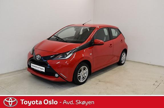 Toyota Aygo x-play 1,0  2015, 45764 km, kr 117900,-